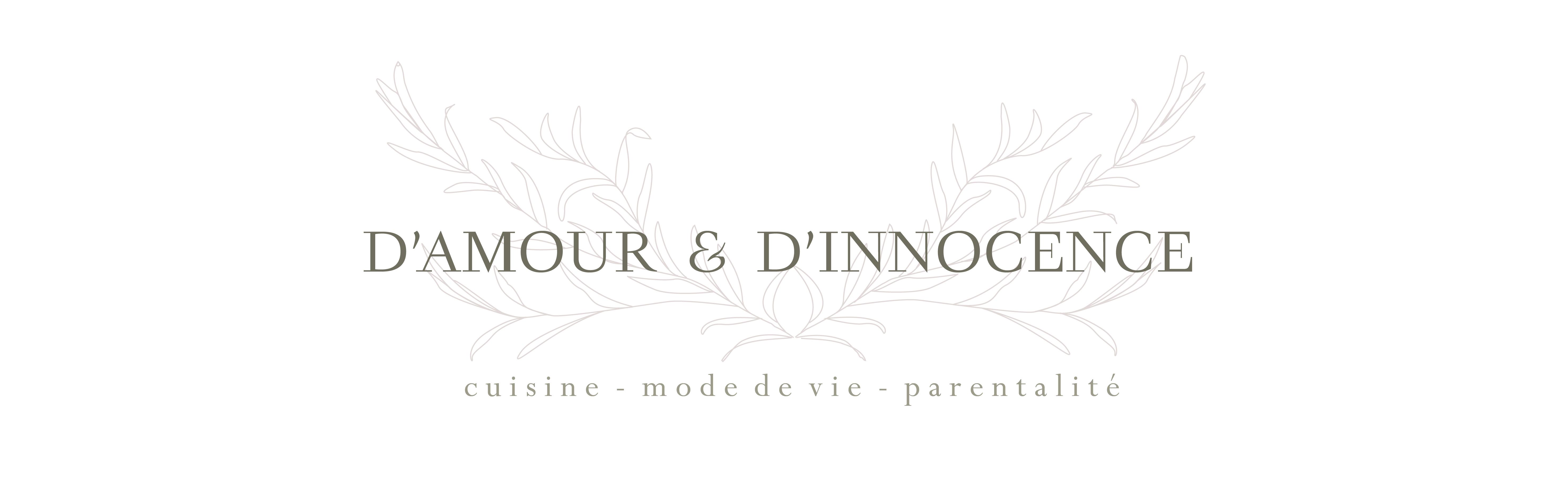 D'amour & d'innocence