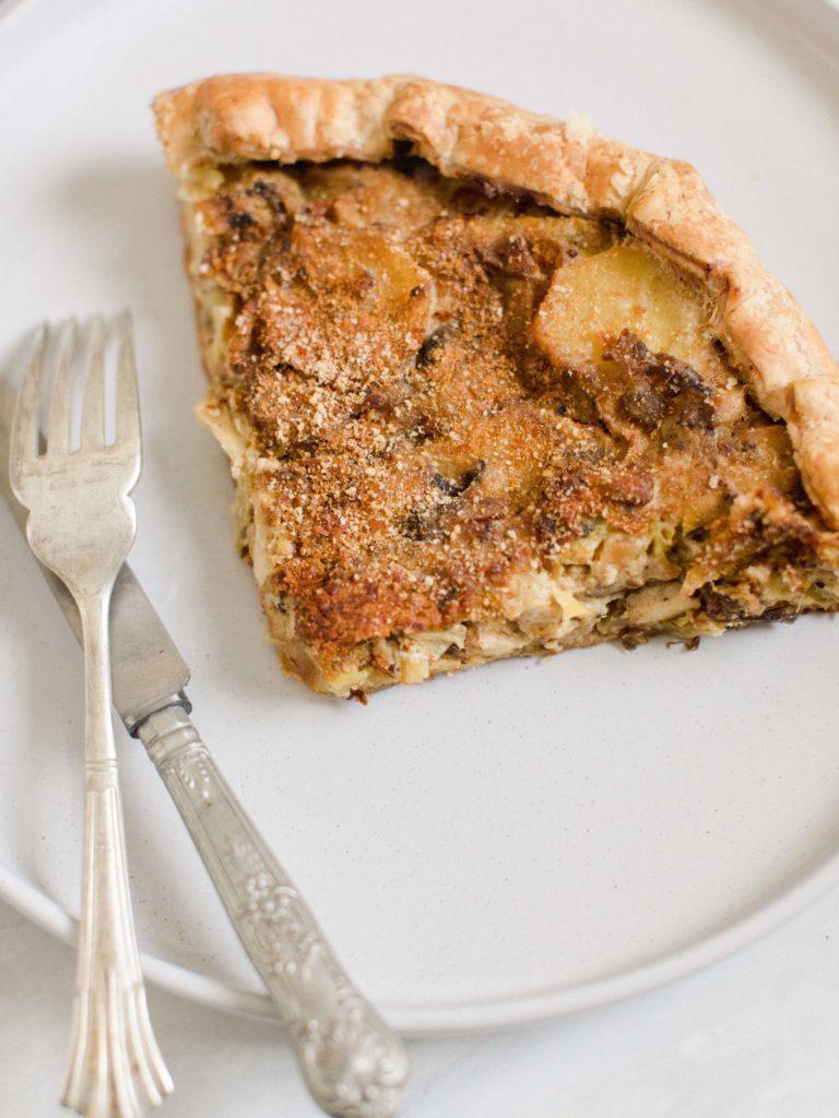 blog-vegan-recette-tarte-pooireaux-vegetale