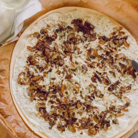 damour_et_dinnocence_blog_blog_cuisine_vegan_vegetale_pizza_fine_champignons_flammekuech